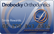 Smile Rewards Card at Drobocky Orthodontics in Bowling Green Glasgow Franklin KY