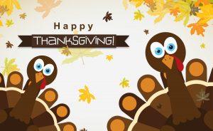 Thanksgiving gratitude Bowling Green KY