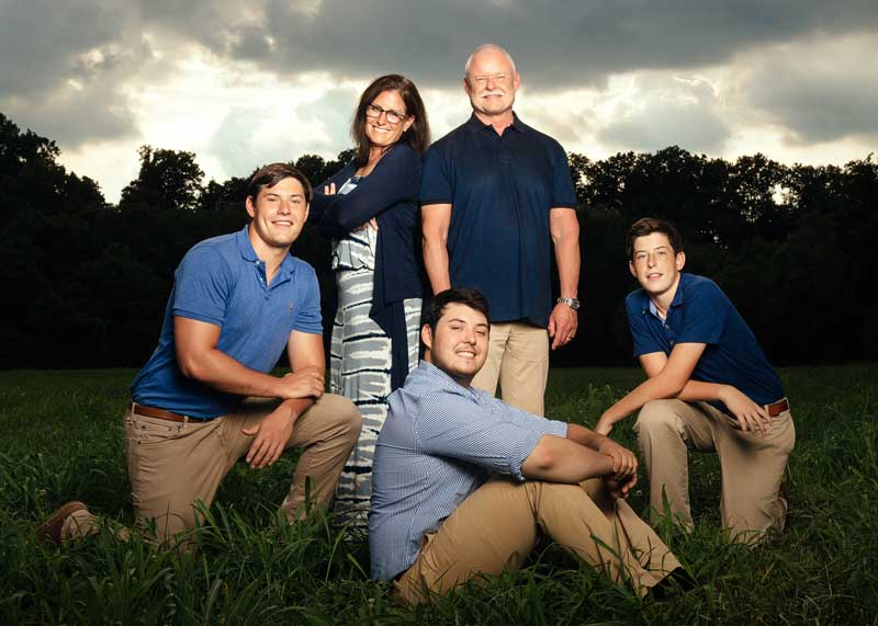 Family Drobocky Orthodontics in Bowling Green Glasgow Franklin KY