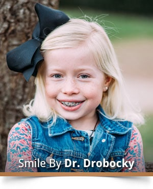Early Treatment Drobocky Orthodontics in Bowling Green Glasgow Franklin KY